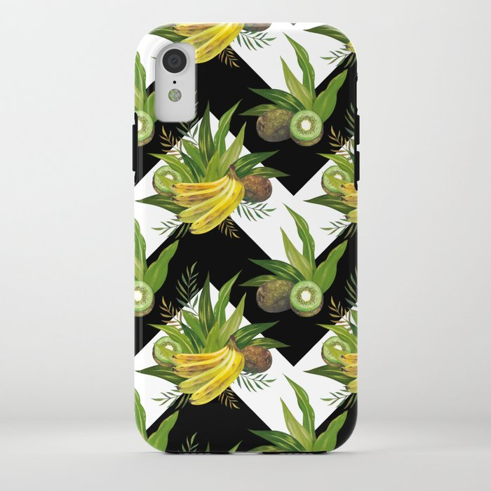 banana kiwi iphone samsing smartphone case