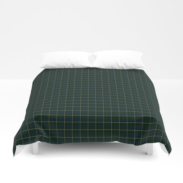 dark green plaid pattern atomic geisha