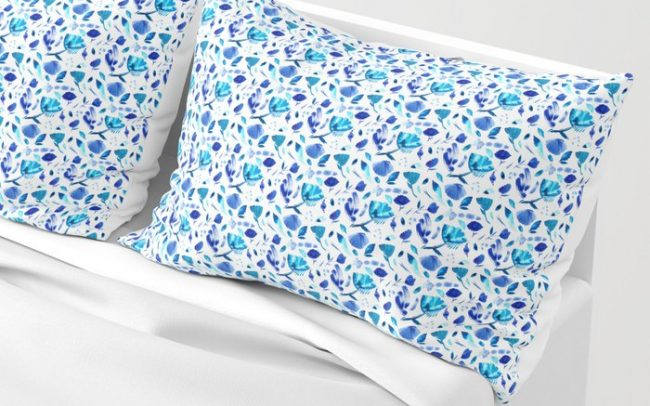 delft-blue-shams-pillow-covers