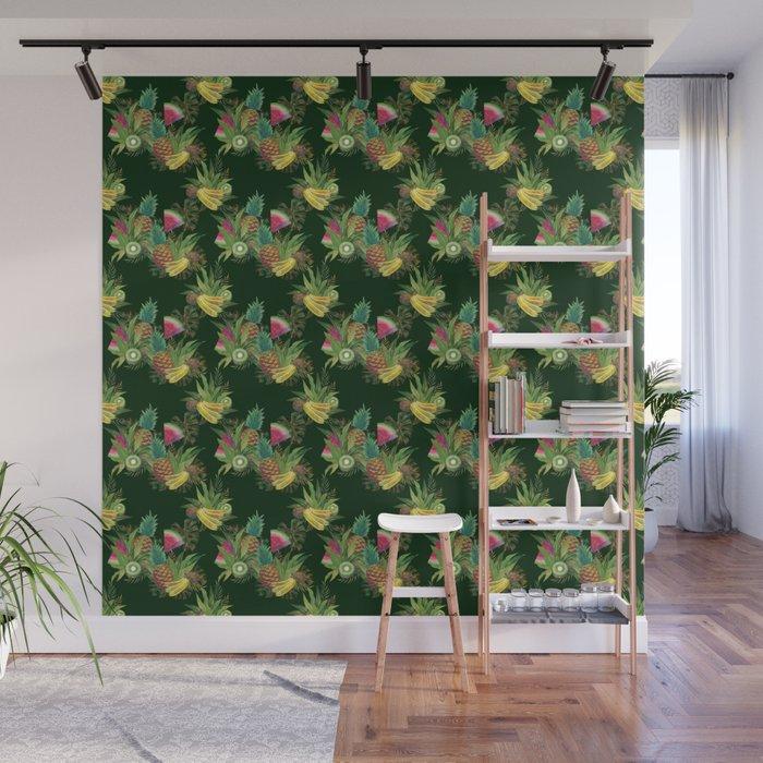 fruits-basket-1-forest-green-wall-murals