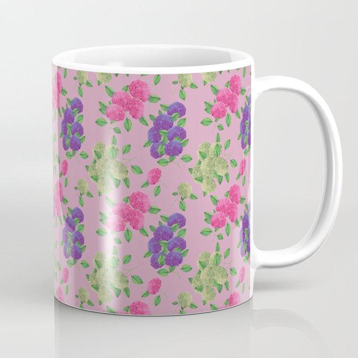 Hydrangea Flowers Rose Atomic Geisha