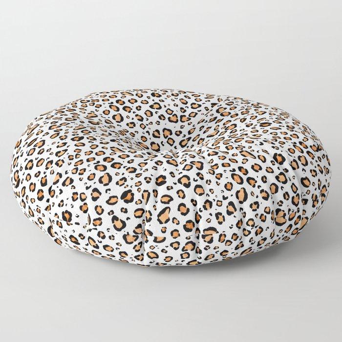 leopard-print-floor-pillows