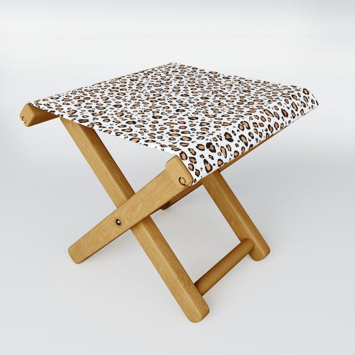 leopard-print-folding-stools