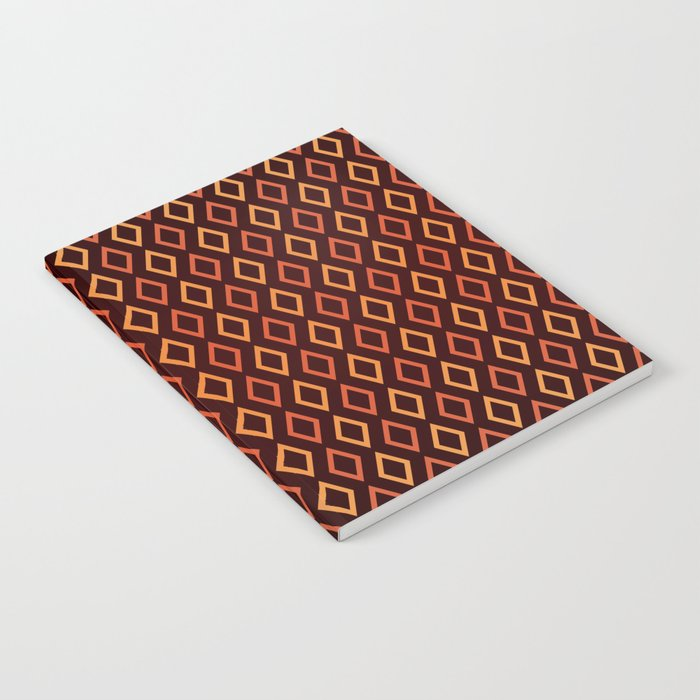 Cognac Diamonds notebook
