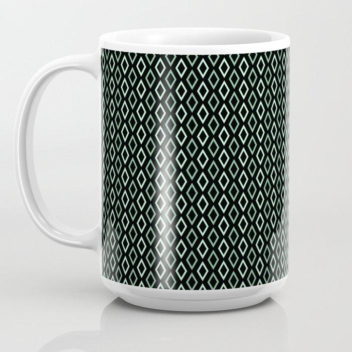 black mint diamonds mug