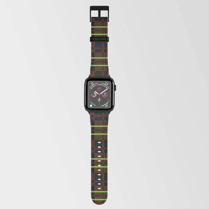 mid-century-abstract-tartan-apple-watch-bands