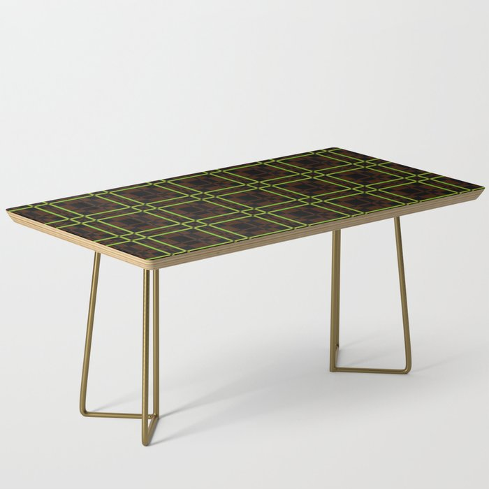 mid-century-abstract-tartan-coffee-table