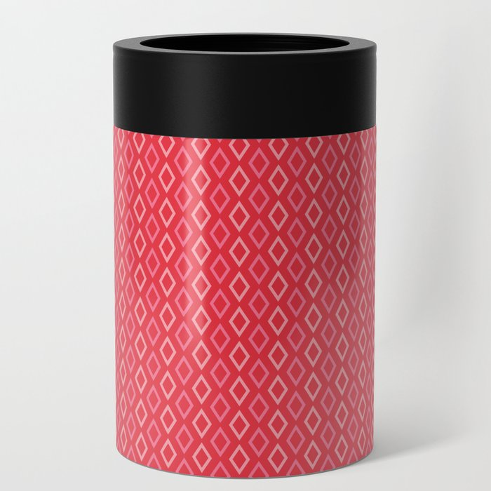 coral diamonds cooler can
