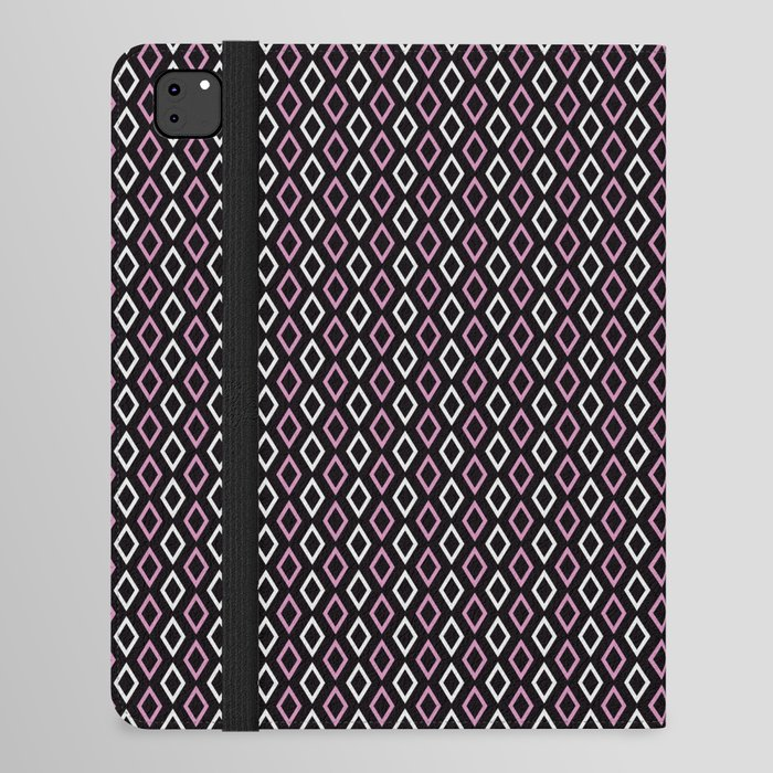 black pink diamonds ipad covers
