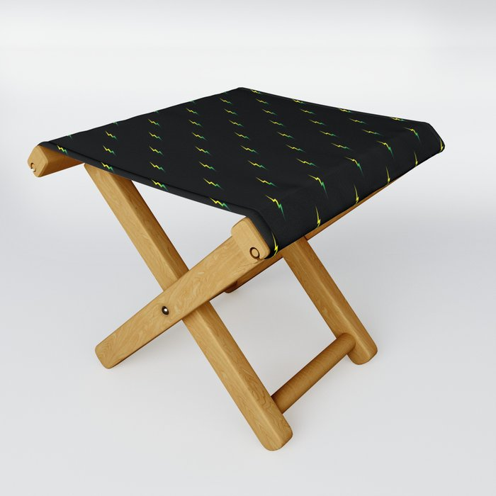 taking care of business folding stool