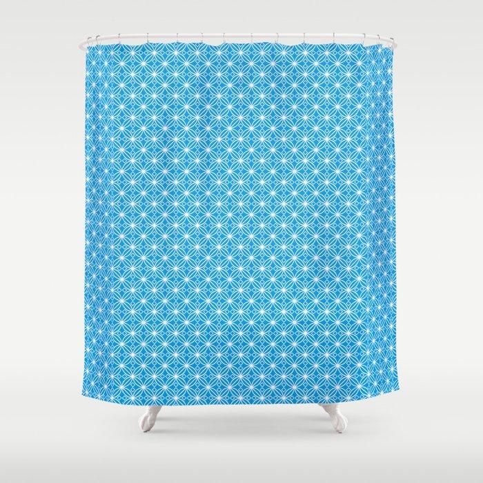blue greek pattern