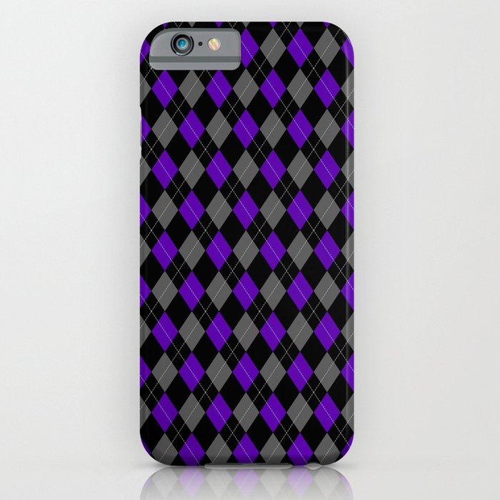 Purple grey black